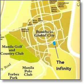 The Infinity map, BGC