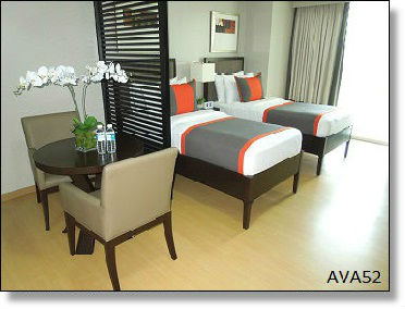 Fully Furnished Studio Apartment 38 Sqm In Avant At The Fort Daily Rates