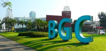 BGC billboard